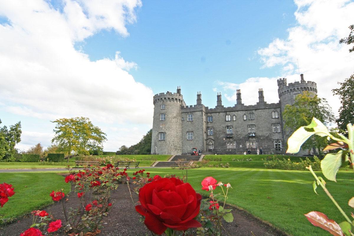 Foto la ciudad de Kilkenny