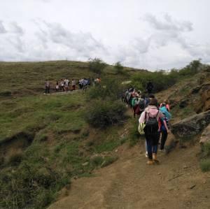 Excursión de Colombres y A Coruña
