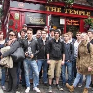 Actividades en Dublín