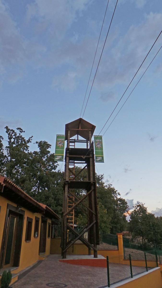torre tirolina camps
