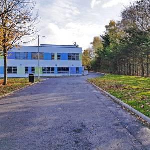 Hartstown community School y su zona