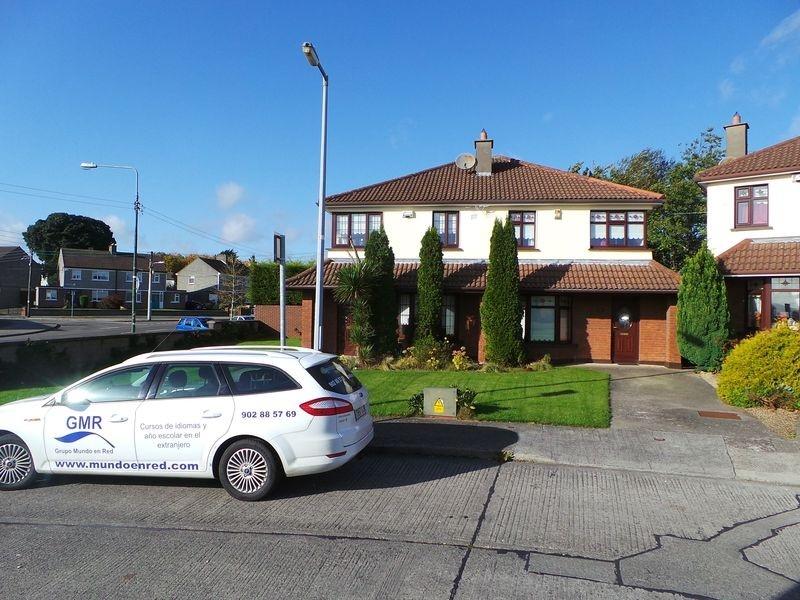 casas de familias irlandesas