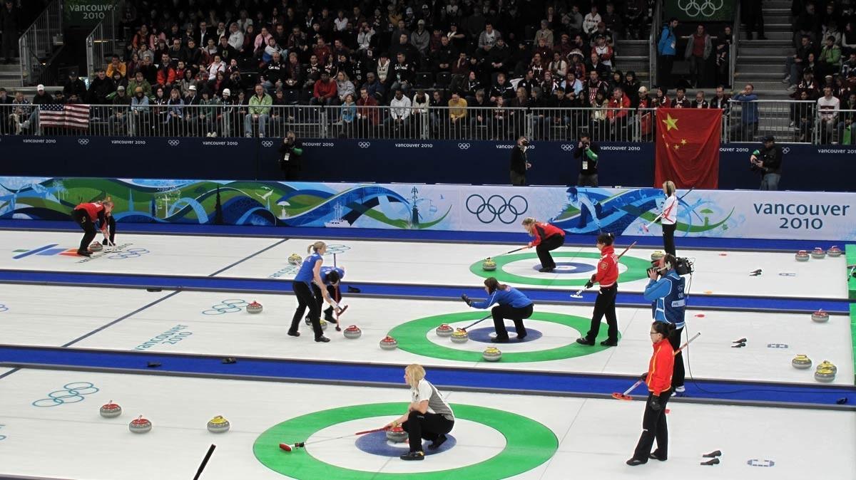 El curling se profesionalizar en Espaa porque es un
