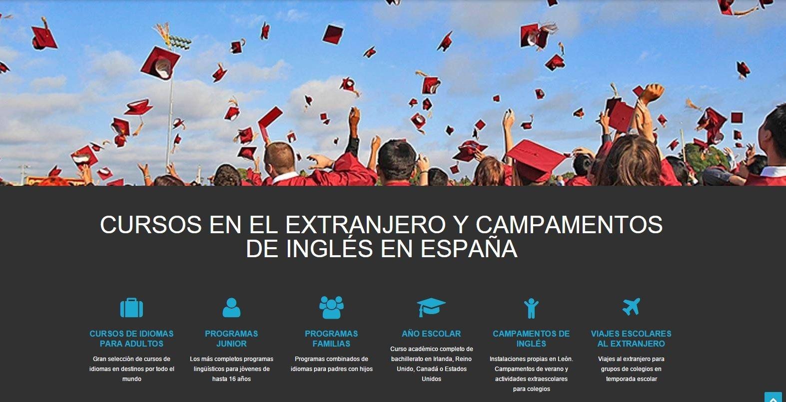 El campamento gmrcamps como inmersi n ling stica for Profesores en el extranjero