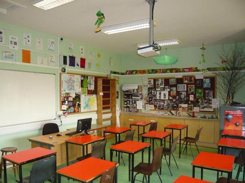 pizarras digitales en colegios de Irlanda