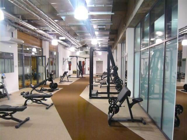 gym en Irlanda