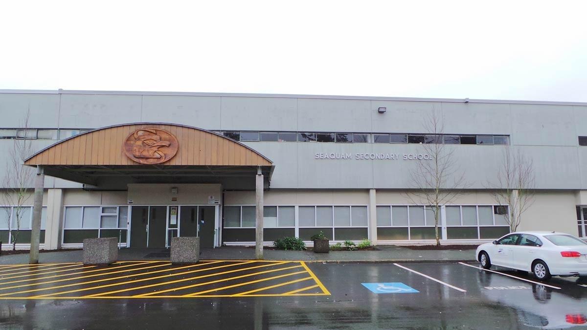 distrito de delta colegios