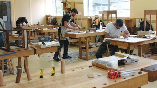 El trabajo de la madera como asignatura en tu curso escolar en Canadá | GMR - Grupo Mundo en Red