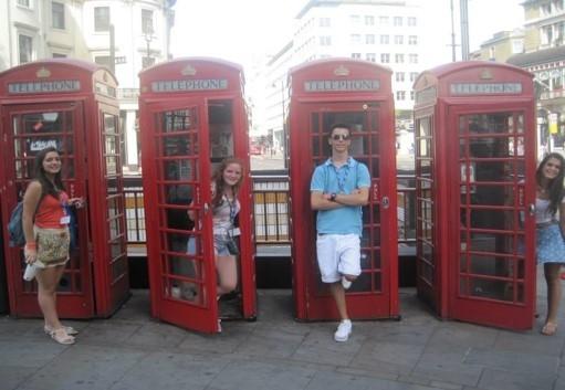 Monitores para el curso de verano de inglés en Reino Unido