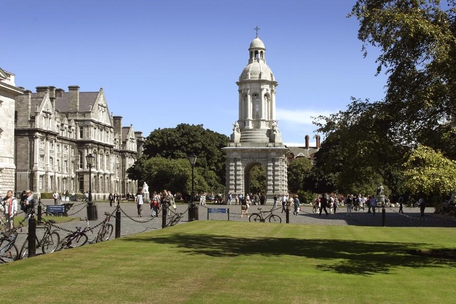 Actividades culturales en Dublín