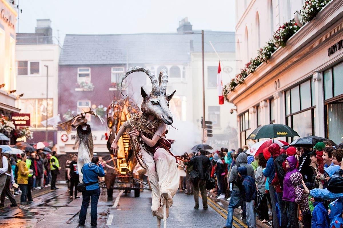 Cursos con actividades en Galway