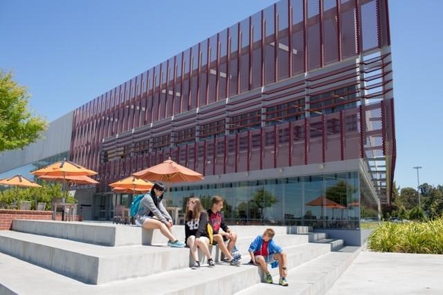 Campus curso en San Francisco para menores