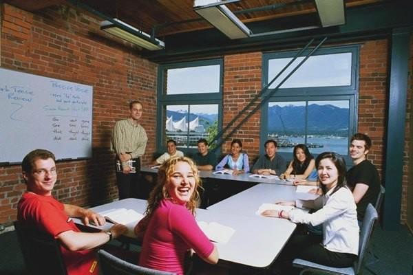 Curso de inglés para menores en Canadá