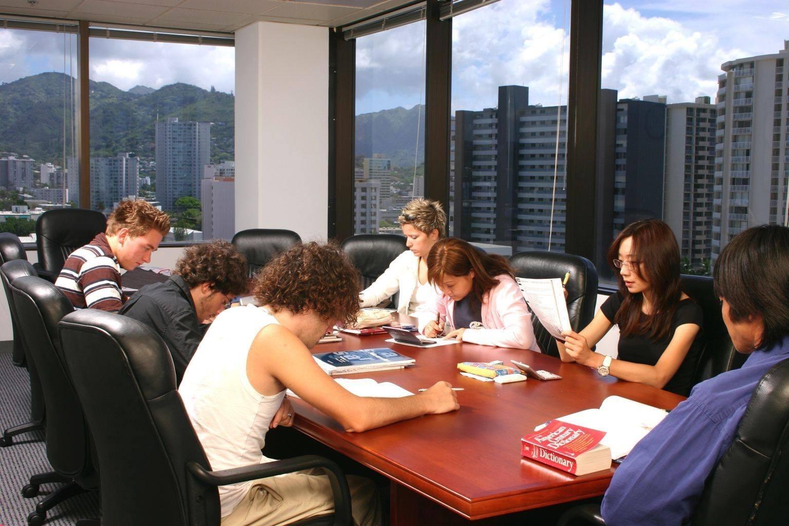 Curso de inglés en Honolulu