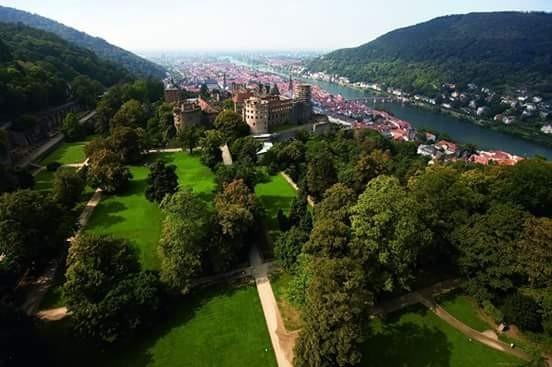 Curso de alemán en Heidelberg