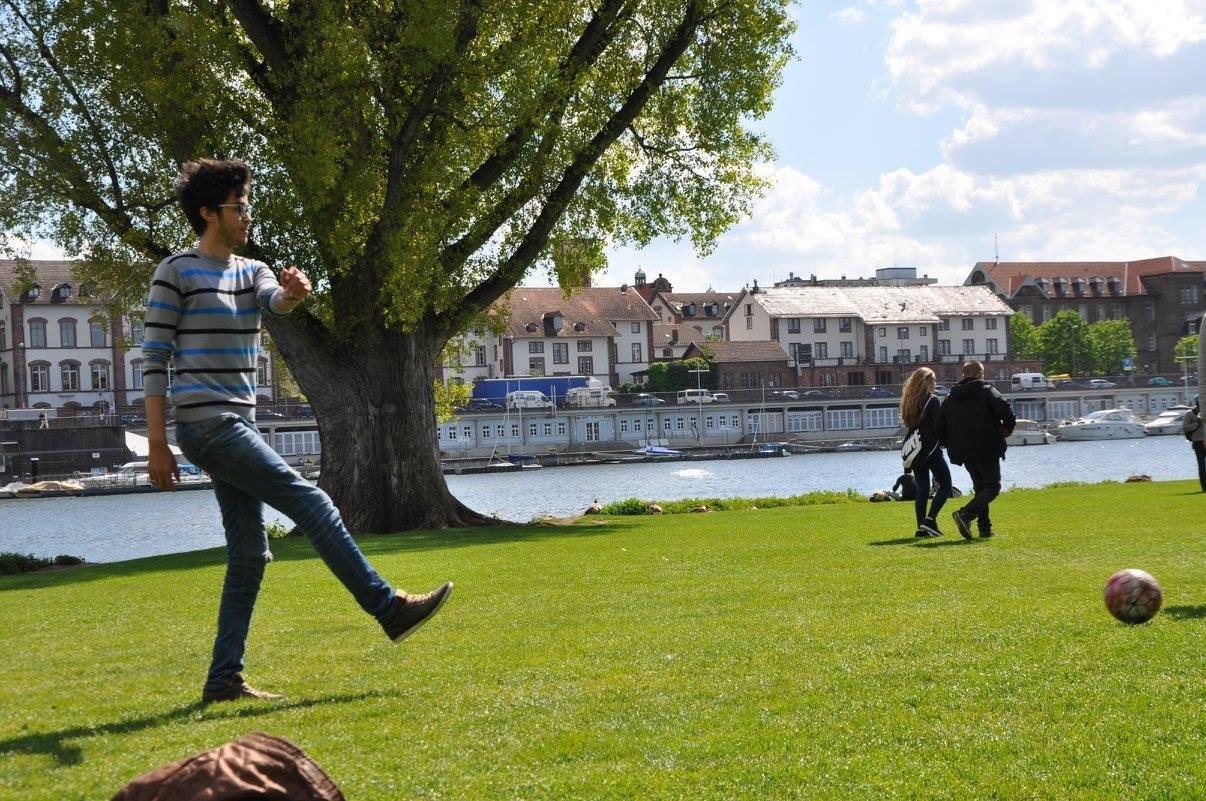 Curso de alemán para menores durante el verano