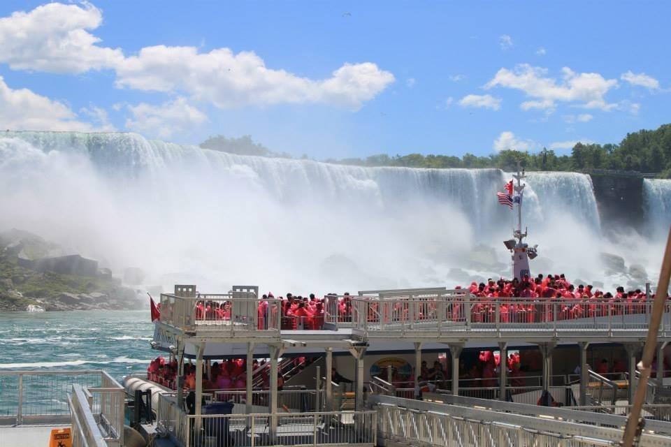 Excursiones en el curso de inglés en Toronto