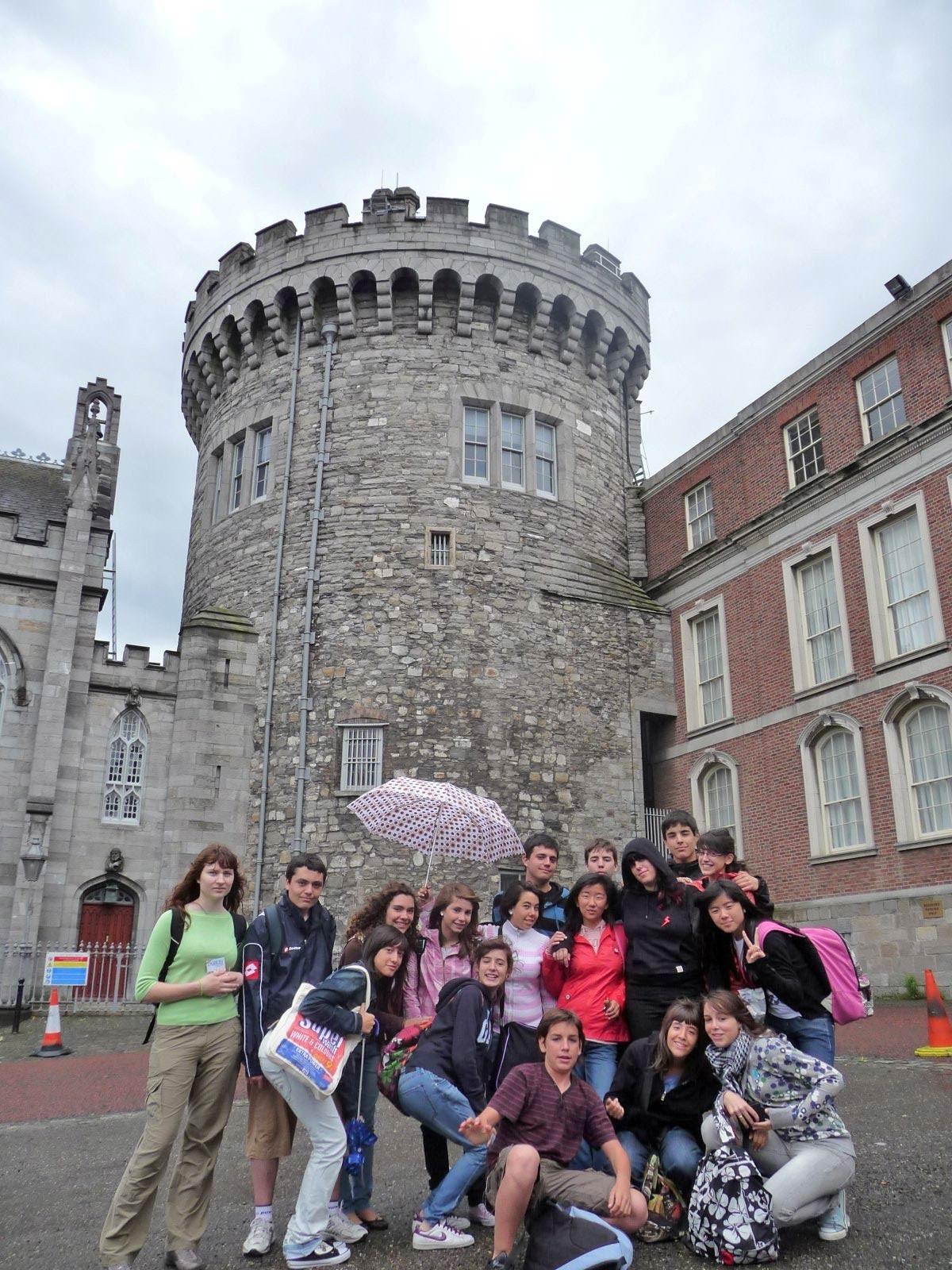 Las clases de inglés en Dublín se compaginan con actividades sociales y de ocio
