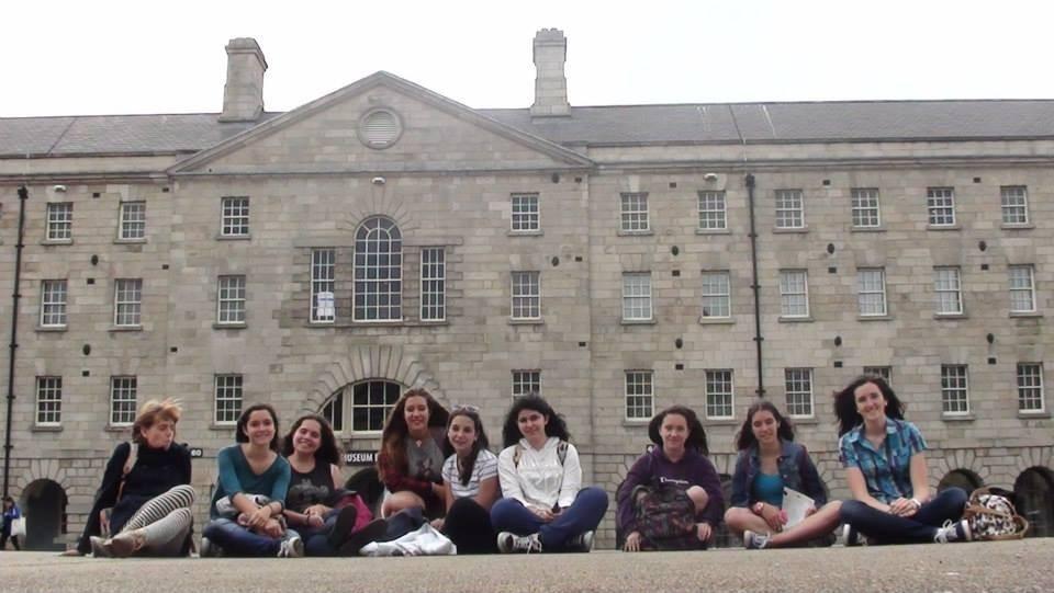 Alojamiento en familia o residencia para aprender inglés en Dublín