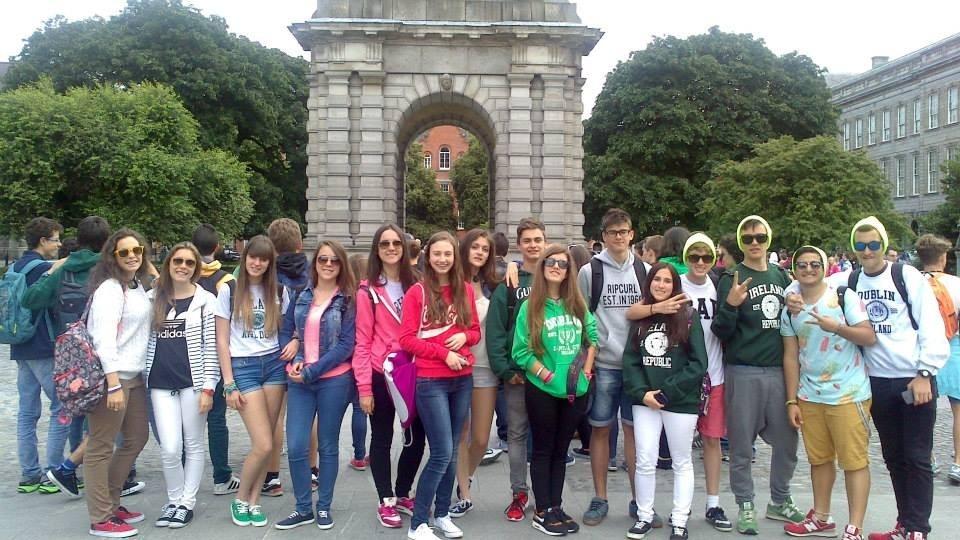 Excursiones culturales para aprender inglés en Irlanda