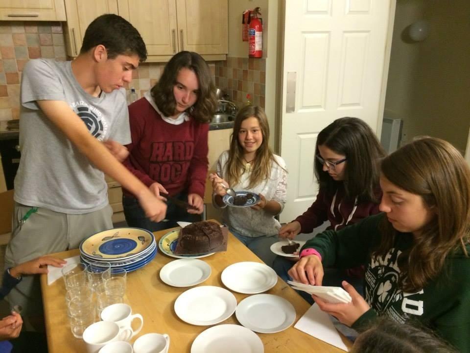 Alojamiento en Waterford para jóvenes