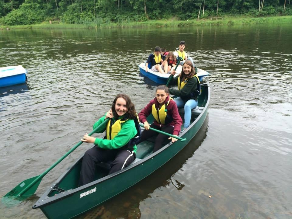Actividades curso de inglés en Waterford