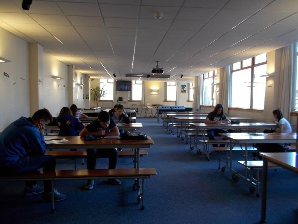 Instalaciones curso de inglés en Edimburgo