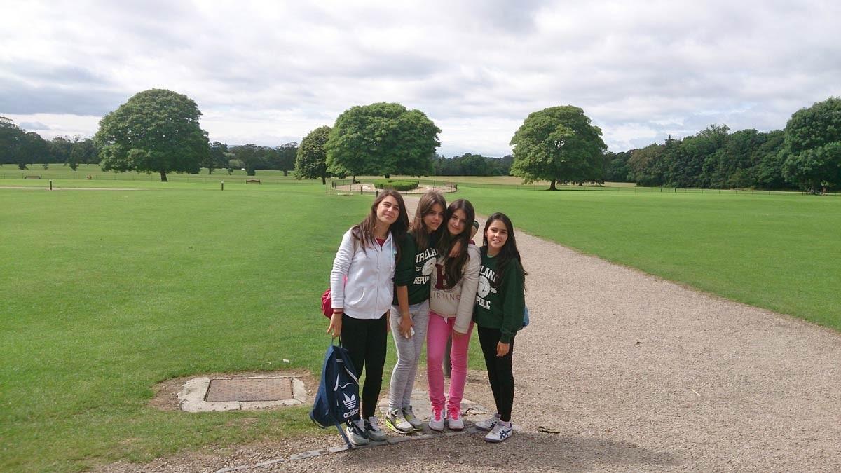 El alojamiento en de este curso de inglés en Dublín se realiza en familia
