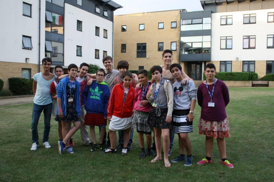 Actividades curso de inglés en Reino Unido
