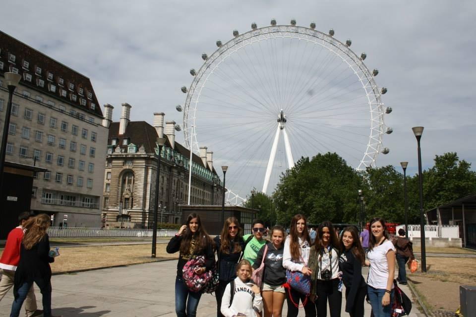 Curso de inglés para menores en Londres