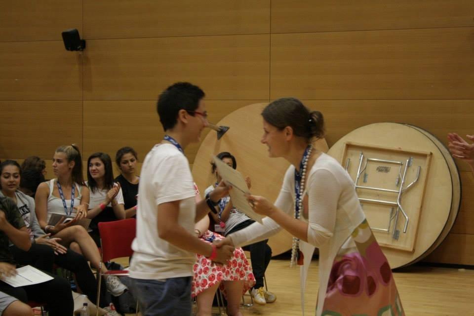 Monitores del curso de inglés de verano en Londres