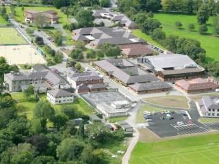 foto aerea Kilkenny College