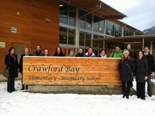 Colegio de Canadá Crawford Bay Community School 2