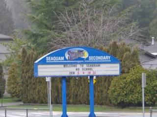 Seaquam Secondary School